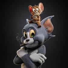 Tom & Jerry 1950's - funny cartoon