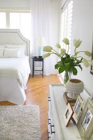 master bedroom with white furniture. white furniture and walls in master bedroom with