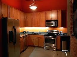 under cabinet led strip lighting australia kitchen ideas track worktop lights strips cab