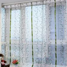 Patterned Curtains Living Room Flower Pattern Curtains For Living Room Decoration Elegant