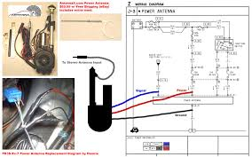 power antenna wiring diagram power image wiring antenna wiring diagram for electric antenna automotive wiring on power antenna wiring diagram