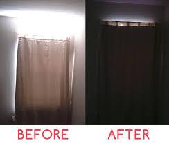 quick and painless 6 diy no sew blackout curtain oh hi penguin blog