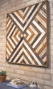 wood walls sticker bois récupéré decor planchette par eleventyonestudio