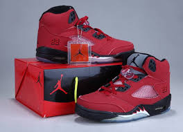 jordan new shoes. air jordan 5 new shoes box red black