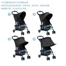 pram car seat sun shade baby stroller sunshade canopy cover for prams and strollers buggy pushchair rag in str