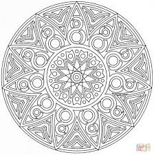 Small Picture Celtic Mandala Coloring Page Free Printable Coloring Pages in