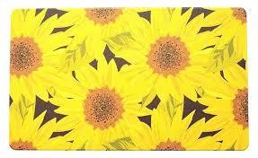 sunflower kitchen sunflower kitchen decor sets
