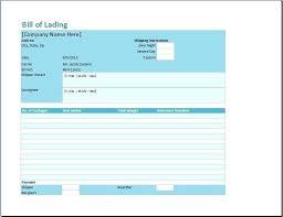 bill of lading trucking trucking bill of lading template bill lading template bills trucking