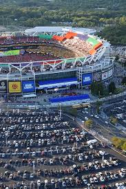 Fedexfield Parking And Directions Washington Redskins
