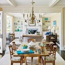 inspirations on the horizon coastal dining room refer to coastal living chandeliers gallery 5