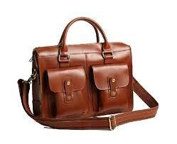 leather briefcase bags men leather briefcase