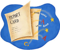 Image result for honor card report card image