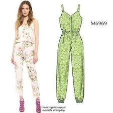 Women's Romper Pattern Magnificent Discover Jumpsuit Patterns Ideas On Pinterest Clothes Patterns