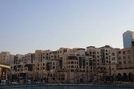 real architecture buildings. 1Downtown Dubai Buildings At The Foot Of Burj Khalifa : Style Takes Its Inspiration From Older Buildings, Close To Creek.1|21 Real Architecture