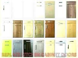 replacement cabinet doors white kitchen gloss beadboard replacemen