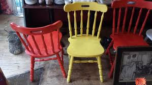 Assorted Wooden Chairs - Norfolk