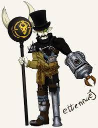 lego ninjago: Iron Baron by ettennaej on DeviantArt