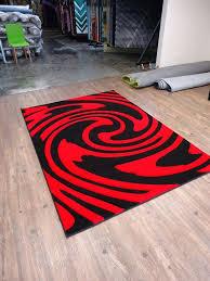 impressive designs red black. Impressive Black And Red Area Rugs Rug Designs For Popular S