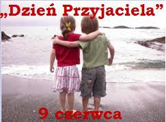Dzień Przyjaciela Dzień Przytulania