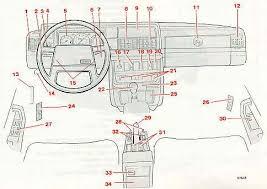 1988 volvo 240 1986 Volvo 240 Wiring Diagrams at Volvo 240 Instrument Cluster Wiring Diagram
