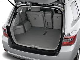 2010 Toyota Highlander Hybrid Limited - Toyota Hybrid SUV Review ...