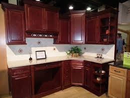 kitchen backsplashes with cherry cabinets. full size of kitchen:extraordinary kitchen backsplash cherry cabinets white counter traditional good looking backsplashes with a