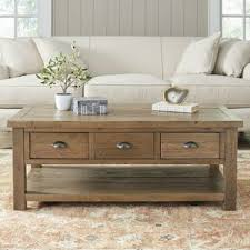 wood coffee table set. Seneca 4 Piece Coffee Table Set Wood