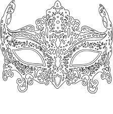 Coloriage Anti Stress Carnaval Imprimer