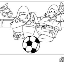 Small Picture Coloring Page Club Penguin Kids Drawing And Coloring Pages