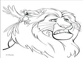 Pride Coloring Pages Baby Simba Lion King Coloring Pages 2 Simbas Pride Colouring And