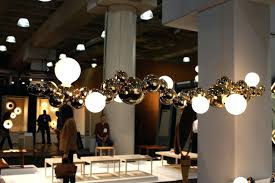 floating crystal ball pendant chandelier chandeliers glass droplet