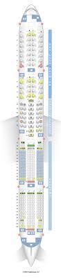 Air New Zealand 777 200 Seating Chart Seatguru Seat Map Air New Zealand Boeing 777 300 773