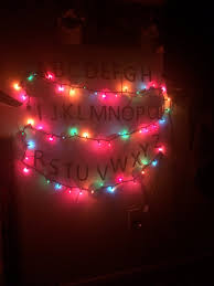Christmas Lights Aesthetic