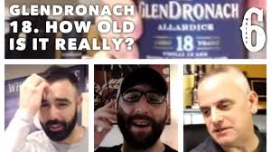 Glendronach Age Chart Glendronach 18 How Old Is It Really Whisky In The 6 216