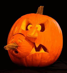 Easy Pumpkin Carving Patterns Gorgeous 48 Cool Easy PUMPKIN CARVING Ideas For Wonderful Halloween Day