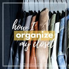 after my recent closet clean out post i was asked how i organize my closet years ago i used to organize my closet completely according to color