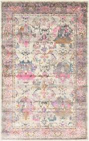 pink rugs for bedrooms pink area rug this one is my fave pink and grey bedroom