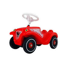 <b>Машинка</b>-<b>каталка Bobby</b> Car Classic <b>BIG</b>, цвет красный, артикул ...