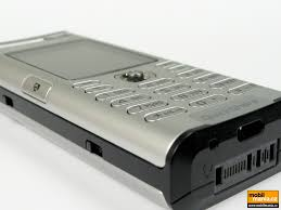Sony Ericsson K600 pictures, official ...
