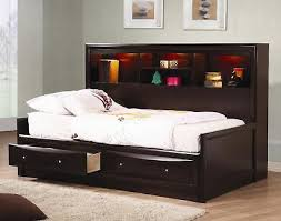 bedroom furniture storage. Simple Bedroom TWIN YOUTH CAPTAINS STORAGE BOOKCASE CHEST BED DAYBED BEDROOM FURNITURE Inside Bedroom Furniture Storage V