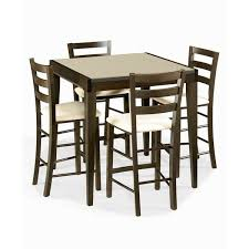 oval cafe latte dining table