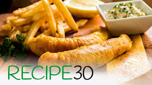 the best fish and chips with crispy