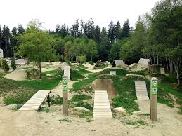 Alpine Park Powell River Bike Park Alpine Bike Parks