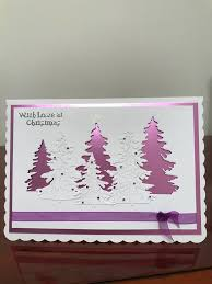 Scrapbooking Christmas Cards Designs Sent To Debbie G Diy Christmas Cards Homemade Christmas