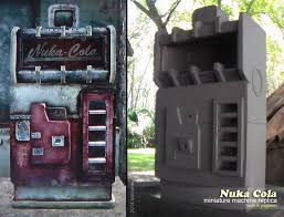 Nuka Cola Vending Machine For Sale Best Nuka Cola Machine Replica Fallout 48 New Vegas By Faustdavenport