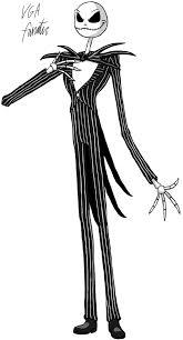Jack Skeleton Cartoon Wiring Diagram Database