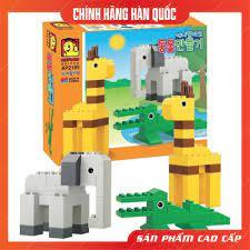 Bộ Đồ Chơi Lego Thông Minh Cho Bé 3 Tuổi - Lego Xếp Hình 66 Chi Tiết Cỡ Lớn  Dành Cho Trẻ Em Oxford AP2195 - Nhập khẩu