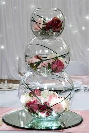 Fish Bowl Decorations For Weddings Fairytale Finishing Touches Wedding Centre Pieces 5