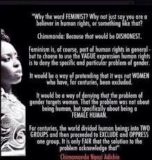 Chimamanda Ngozi Adichie Quotes 18 Wonderful The DWR Feminist Quote Of The Day Chimamanda Ngozi Adichie Dead