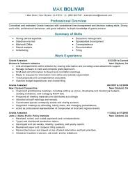 skills to put on resume for administrative assistant administrative assistant summary resume